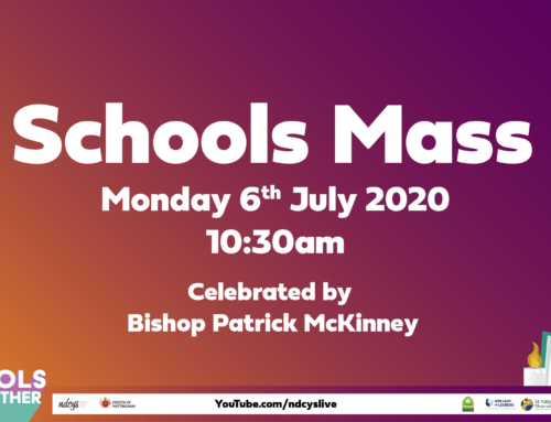 The Big Schools Get Together  – Mass